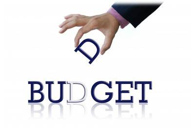 Online marketing budget