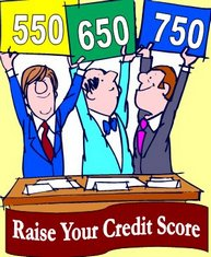 how to raise credit